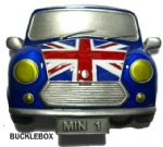 MINI CAR BELT BUCKLES